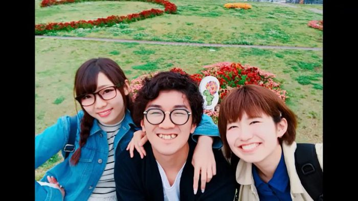 三位一体で家族のような3人組!そんなボンボンTVのよっち、えっちゃん、りっちゃんをご紹介します!!