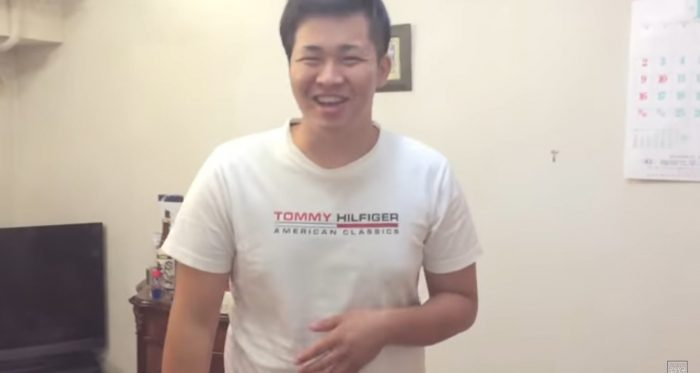 SnapCrab_(2) ンダホのふざけTシャツって何枚あるの!? - YouTube - Mozilla Firefox_2017-8-19_1-3-6_No-00